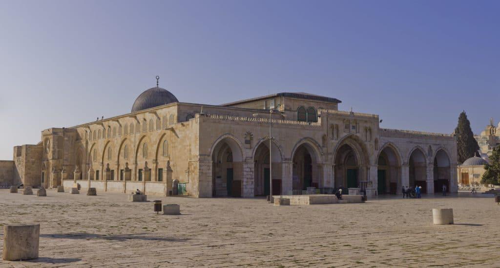 Mosquée al Qibli
