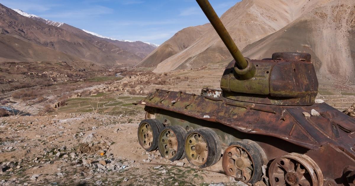 Afghanistan cimetière des empires