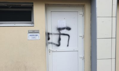 Croix gammée mosquée Dijon