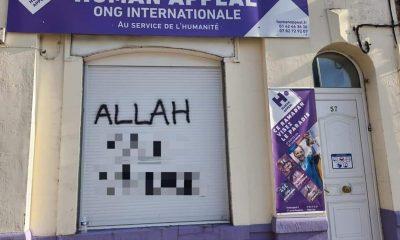 Tag islamophobe Lille